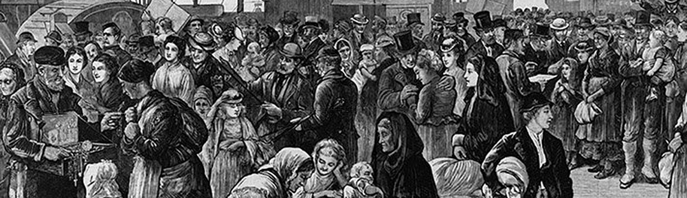 The Famine Irish and Forced Migration: