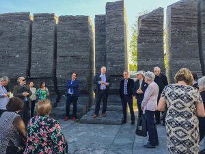 Ireland Park Famine Memorial